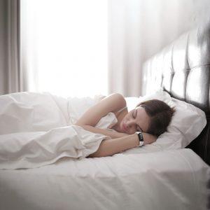 bracelet connecté analyse sommeil