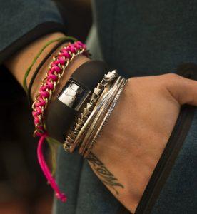 bracelet connecté nike